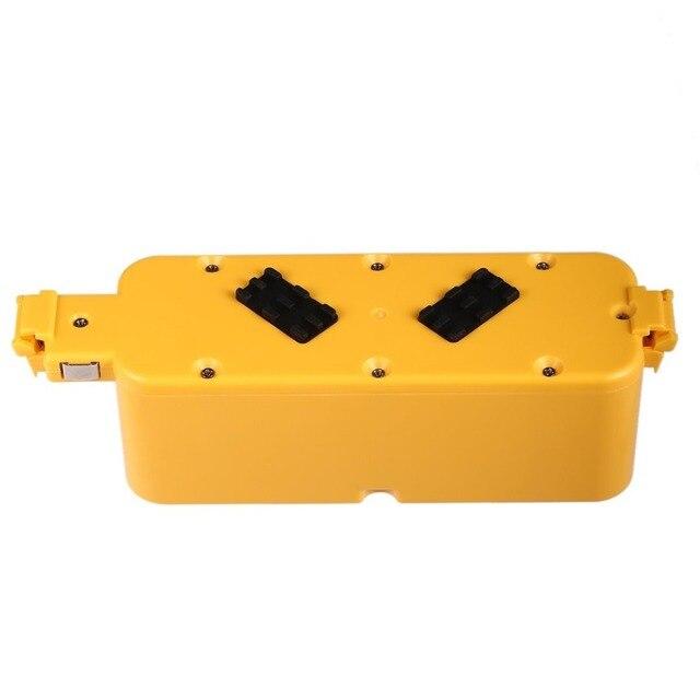 Cncool Sostituzione 14.4 V 4500 mAh NI MH Batteria Per iRobot Roomba 400 405 410 415 4000 4150 4105 4110 4210 4130 4260 4275 4300
