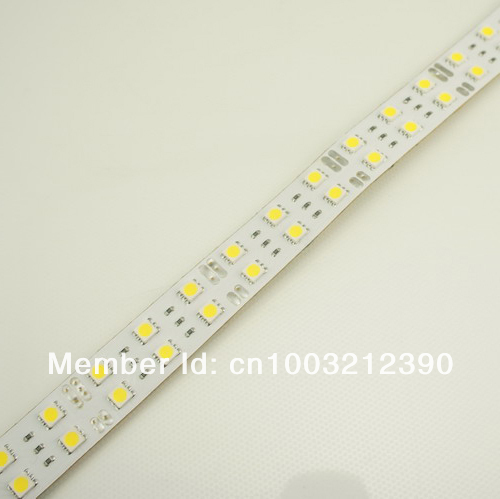 Non-Waterproof One Meter DC 12V Dimmable SMD5050 Double Row Flexible LED Strips 120 LEDs Per Meter 20mm Width 1800lm Per Meter 60 50mm 2000 sheets per roll single row thermal transfer adhesive paper can customize use sticker printer empty shipping label