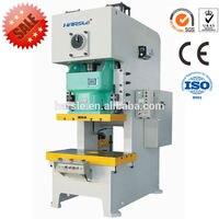 JH21 110 T plaatwerk CNC pneumatische stempelen machine