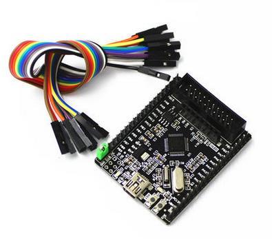 STM32F103C8 development board, STM32 minimum system core board, STM32 microcontroller Learning Professional Edition attiny13 avr minimum system core board development board