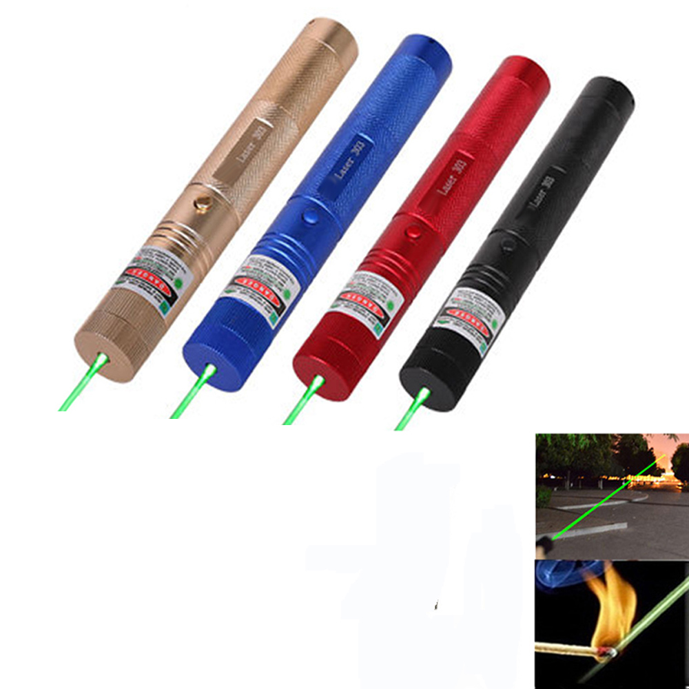 Red/Green/Blue Laser Pointer 5mW 532nm Powerful 500M Laser Pen Professional Lazer pointer For Teaching Outdoor Playing