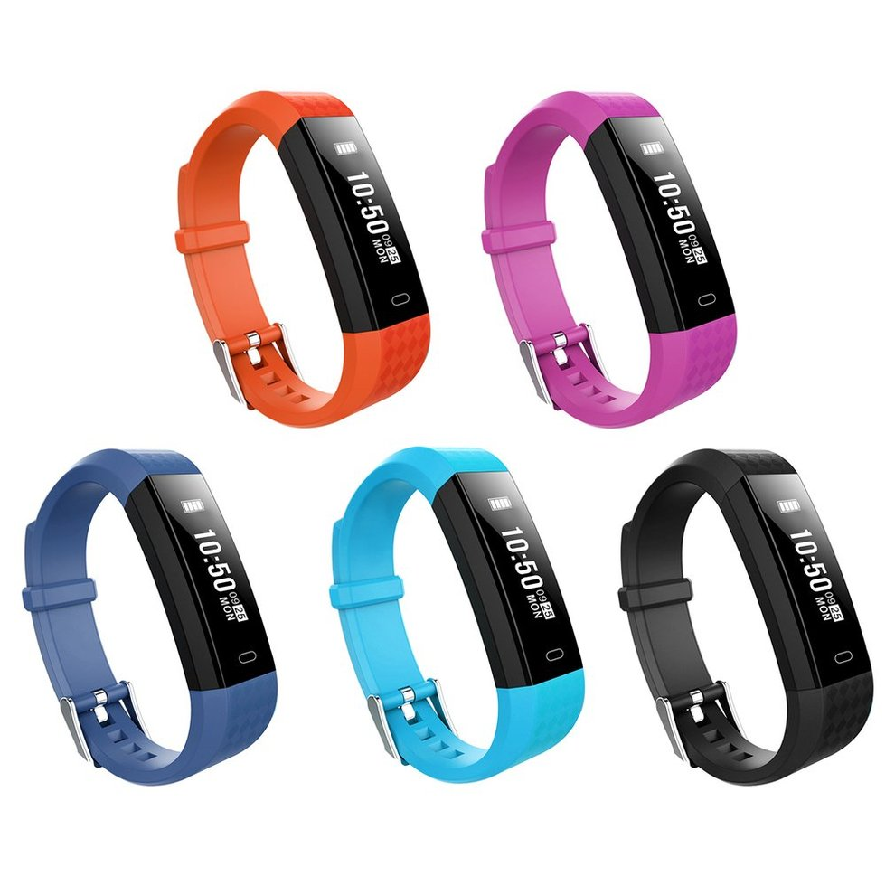 5PCS Sports Waterproof Smart Band Smart Watch Tracker Smart Bracelet Pedometer Sleep Monitor Screen Smart Wristband smart biomaterials