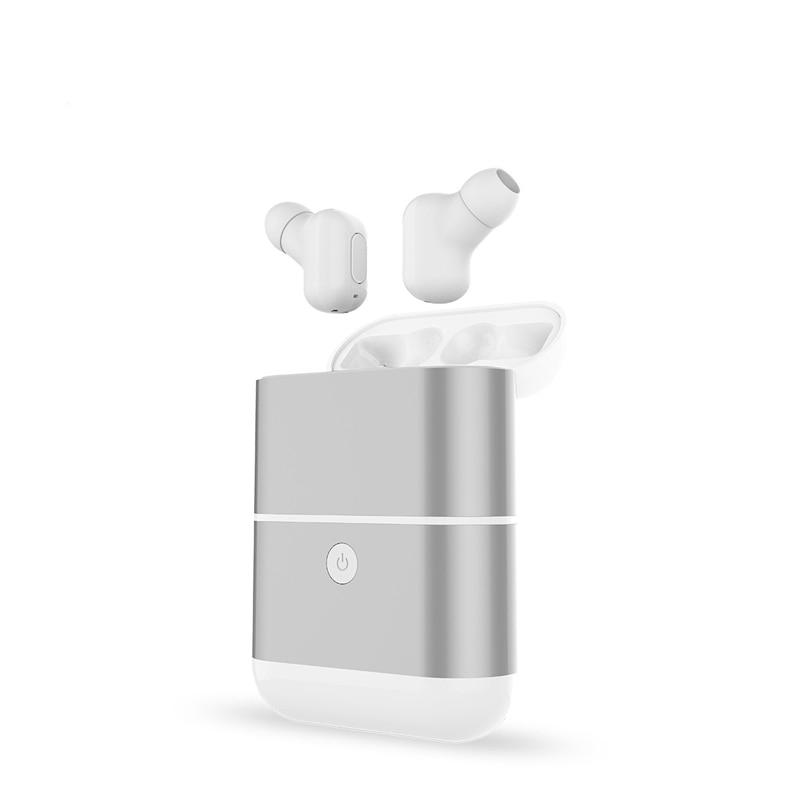 Casque Bluetooth Binaural Mini écouteurs sport jeu casque véritable sans fil écouteurs Bluetooth écouteur pour Samsung Huawei xiaomi