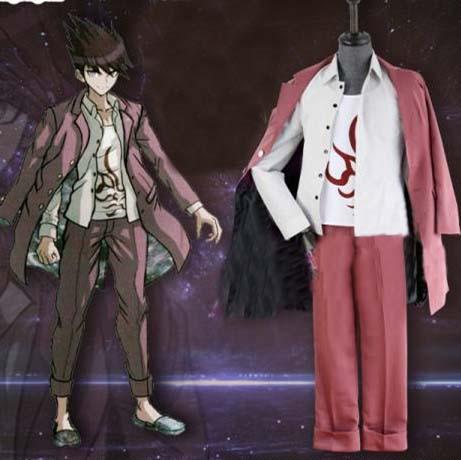 Аниме НОВЫЙ Danganronpa V3 Kaito Momota Косплэй костюм на заказ
