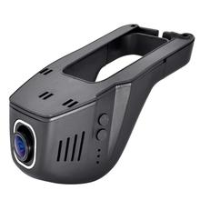 Car DVR Dash font b Camera b font 1080P Night Version 12MP 165 Wide Angle WiFi