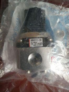 Original genuine  clean type pressure regulating valve SRH3110-01 SRH3100-02