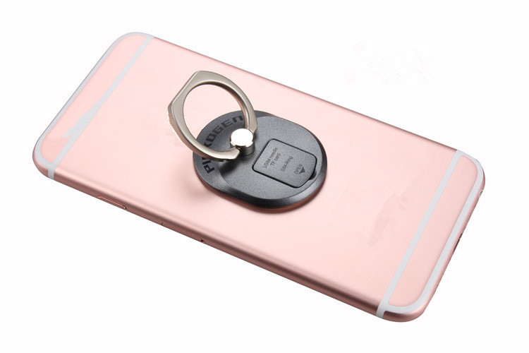 JXSFLYE universal mobile phone ring holder ring buckle card slot card pin collection For xiaomi 8 for iphone 7 8 in Phone Holders Stands from Cellphones Telecommunications