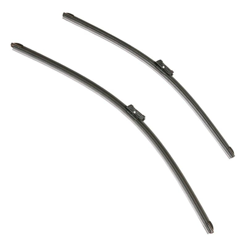 Legua Wiper blades for Volkswagen Jetta 6 2012 19 quot 24 quot car wiper Boneless wiper windscreen Car accessory in Windscreen Wipers from Automobiles amp Motorcycles