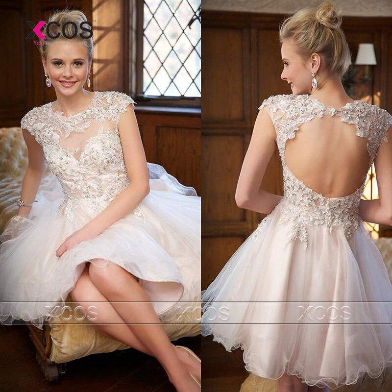 Popular Semi Formal White Dresses-Buy Cheap Semi Formal White ...