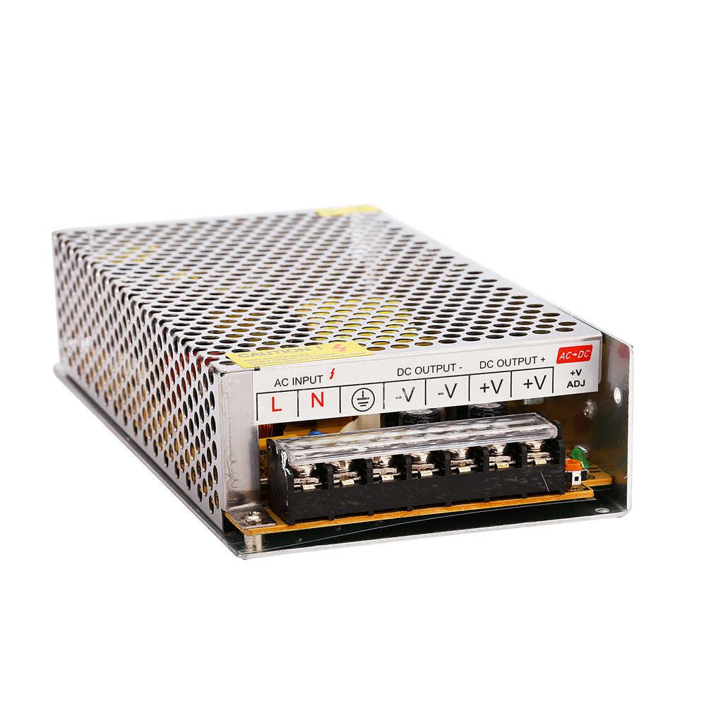 DC12V 120 W 10A светодиодный коммутации Питание драйвер Вход Напряжение 100 ~ 120 V/200 ~ 240 V AC использовать для Светодиодный свет лента полоски