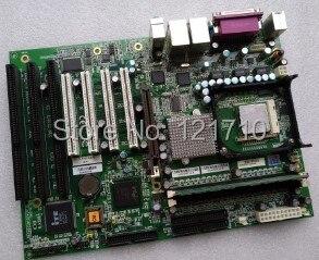 M-845EG de carte d'équipement industriel (EA) REV 3.1 1 * AGP 4 * PCI 3 * ISA