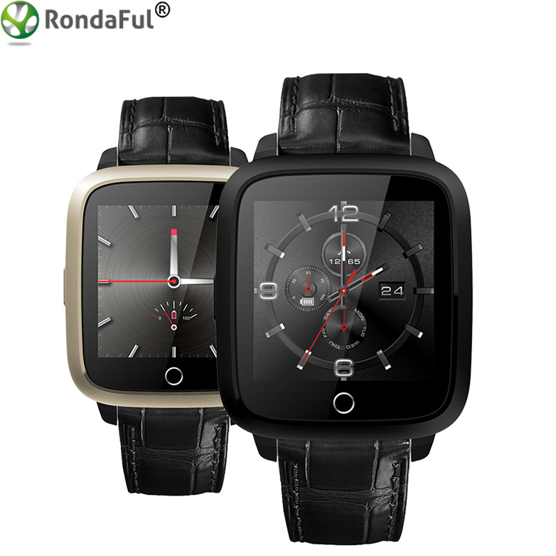 GPS Sport Smartwatch U11S 5.1 3G Wristwatch Heart Rate Tracker SIM for IOS Smart Watch for iPhone Samsung