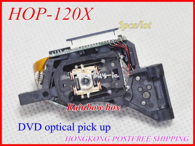 5 stks / partij HOP120X EVD / DVD Optische hoofd HOP-120X / 120X voor - Home audio en video - Foto 3