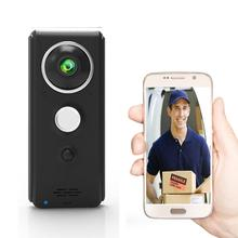Wireless Smart Wifi Doorbell Switch Visual Intercom Phone Door Bell USB Port Infrared Long Range Doorbell Switch Button