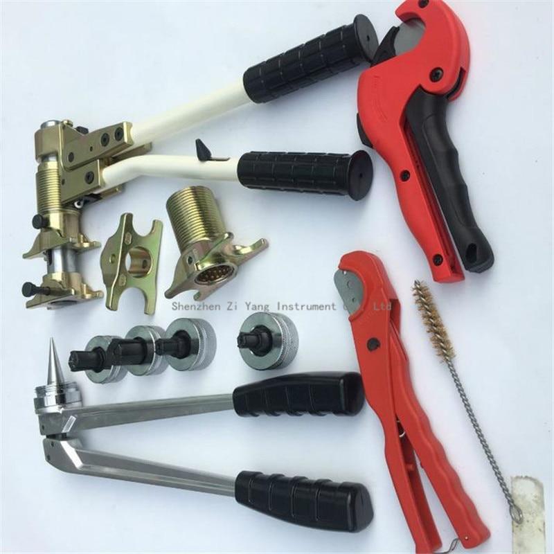 Quality Popular Rehau Range Good 16 Tool 100percent With Fittings 32mm Fork Tool Guarantee Tools PEX 1632 Fitting REHAU Pex Plumbing