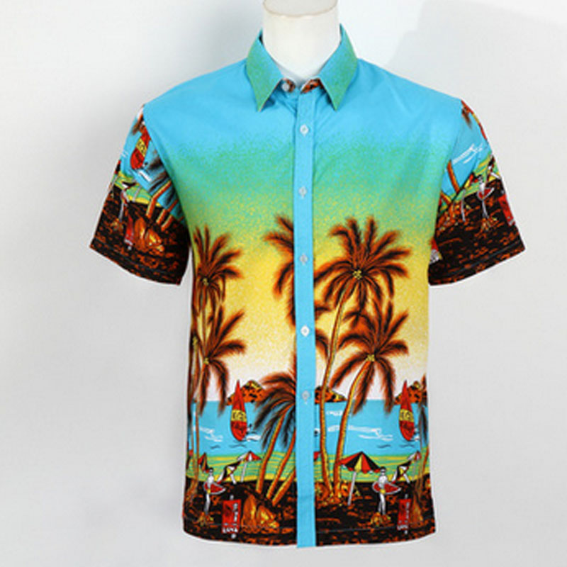 Online Get Cheap Tropical Print Shirt -Aliexpress.com | Alibaba Group