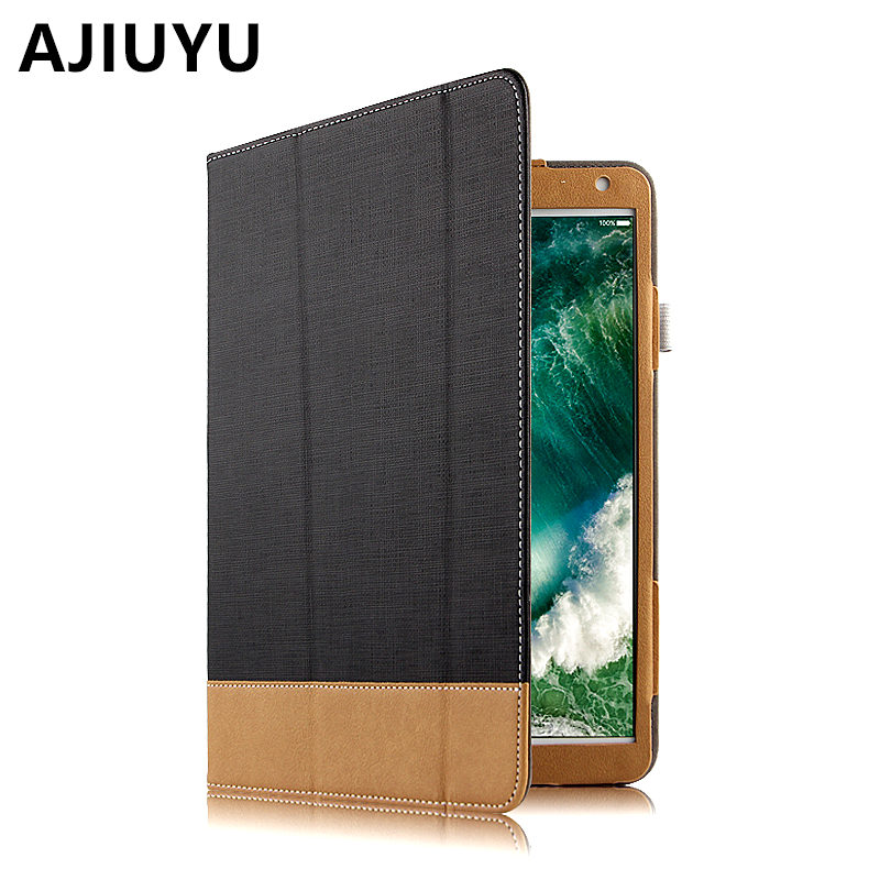 AJIUYU Case For iPad Pro 10.5 inch Cases Leather Smart Cover For Apple iPadPro10.5 Tablet Protector Protective PU A1701 A1709 case cover for goclever quantum 1010 lite 10 1 inch universal pu leather for new ipad 9 7 2017 cases center film pen kf492a