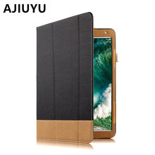AJIUYU Case For iPad Pro 10.5 inch Cases Leather Smart Cover For Apple iPadPro10