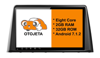 Eight Core Android 7 1 2 2GB RAM OTOJETA Car Dvd FOR Peugeot 308 2008 AUTO