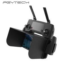 PGYTECH Teléfono de Control Remoto Del Monitor Parasol Parasol para mavic pro FPV DJI Phantom 3 y 4 Inspire M600 Osmo accesorios L111
