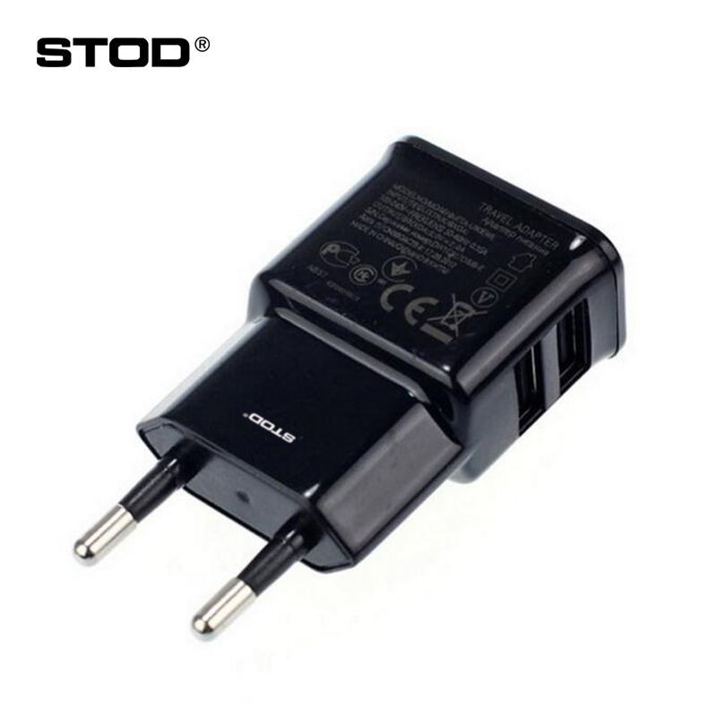 STOD Dual Prot USB Ladegerät Power 10W 2A Schnelle Ladung Für Samsung Huawei ZTE Lenovo ZUK ASUS Meizu Mp3 AC Wand Adapter