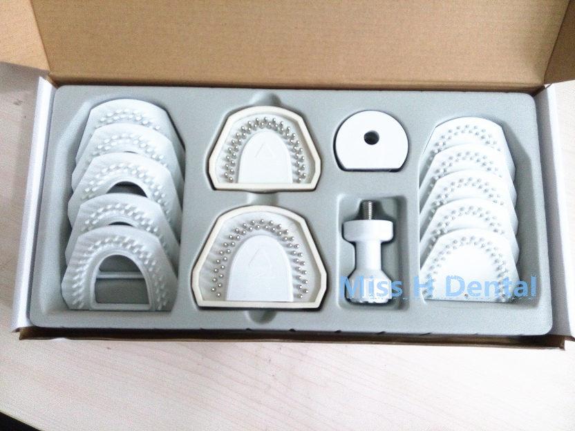1Set Dental Lab Model System for Laser Pin Machine Equipment Tool On Stone Model Work