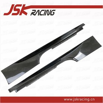 2011-2013 CARBON FIBER SIDE SKIRTS FOR FERRARI 458 ITALIA AND SPIDER (JSKFR5811066)