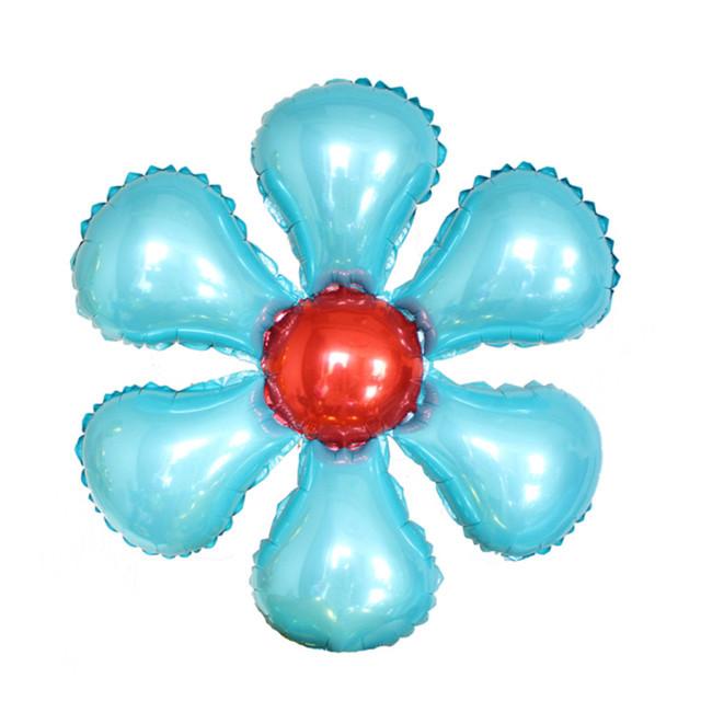 Flower Shaped Aluminum Foil Balloon
