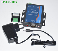 LPSECURITY USR N510 Industrial modbus gateway Serial RS232 RS485 RS422 to Ethernet converter with AT command function