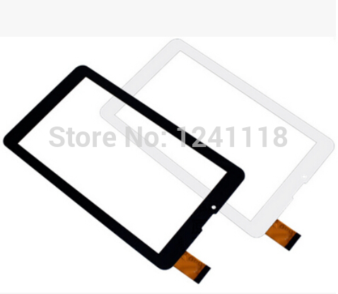 2PCs/lot New Touch screen Digitizer For 7 Digma Hit 3G ht7070mg HT 7070mg Tablet Touch panel Glass Sensor Replacement universal inner 3000mah 3 7v battery for 7 digma hit 3g ht7070mg ht7071mg hit 4g ht7074ml tablet polymer li ion replacement