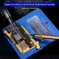 Демонтажная паяльная станция  интеллектуальная нагревательная платформа для iPhone X XS MAX  материнская плата  разделитель  инструменты для дем...