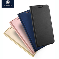 DUX DUCIS Flip Leather Case For Samsung Galaxy A5 2017 A7 2017 Book Style Stand Wallet