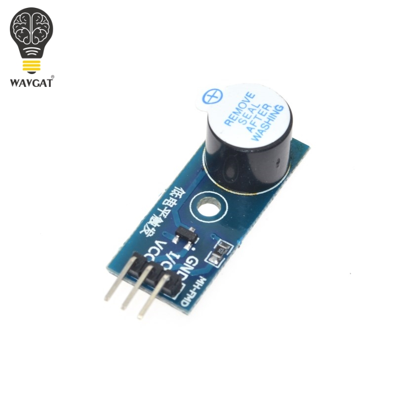 High Quality Active Buzzer Module for Arduino New DIY Kit Active buzzer low level modules ...