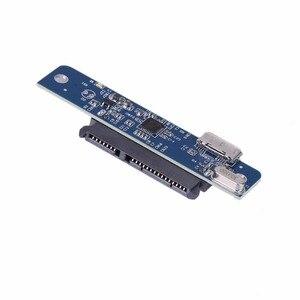 """Image 4 - 5GBps Übertragung Geschwindigkeit USB 3,0 Zu 2.5 """"SATA 7 + 15Pin Festplatte Adapter Für SATA 3,0 SSD & HDD Maximale unterstützung 3TB festplatte"""
