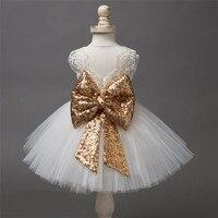Eventos Fiesta de Disfraces Para Niñas Vestidos de Verano de La Boda de lujo Del Cordón de los bebés del vestido de Princesa vestido de Los Niños de Cumpleaños