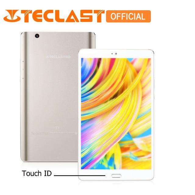 Teclast мастер T8 8,4 дюймов Android 7,0 Tablet PC MTK8176 гекса Core 1,7 ГГц 4 ГБ Оперативная память 64 ГБ Встроенная память спереди 13.0MP распознавания отпечатков пальцев