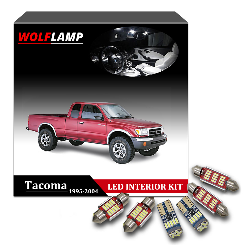 2004 toyota tacoma interior lights