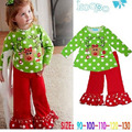 New Arriving Baby Girl Christmas Clothing Sets New Years Santa Infant Girls And Boys Clothes And Terno Infantil