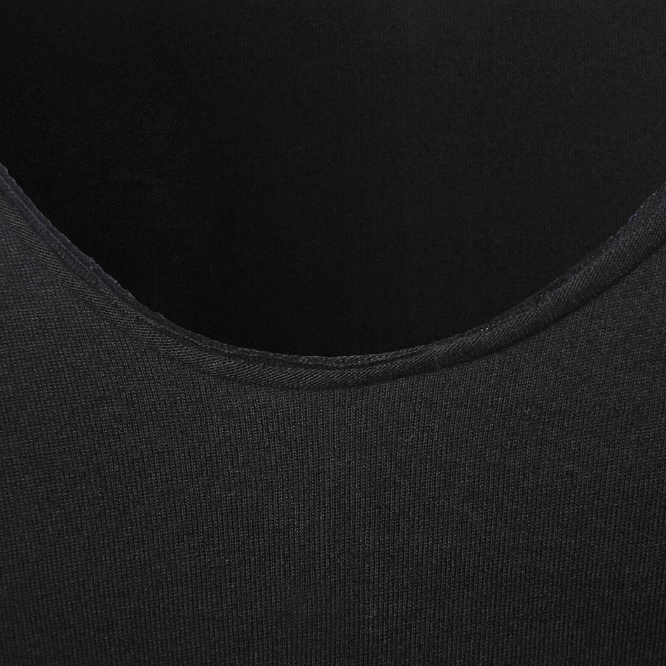 Zecmos Longline T-Shirt Med V Neck Herre Lang Line T-shirts Til Herre - Herretøj - Foto 4
