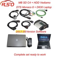 Newest MB Star SD Connect C4 Multi LanguageS V09 2016 Software Engineer Developer Vediamo For MB