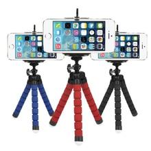 Phone Holder Flexible Octopus Tripod Bracket Selfie Expanding Stand Mount Monopo