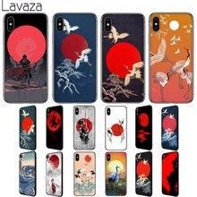 Lavaza Sun Sea Bird Soft Silicone Case Cover for Apple iPhone 6 6S 7 8 Plus 5 5S SE X XS 11 Pro MAX XR