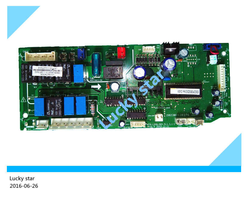95% new for Air conditioning computer board circuit board KFR105Q/SY-C.D good working 95% new for air conditioning computer board circuit board kfr 120lw sy sa out check dybh v2 1 good working