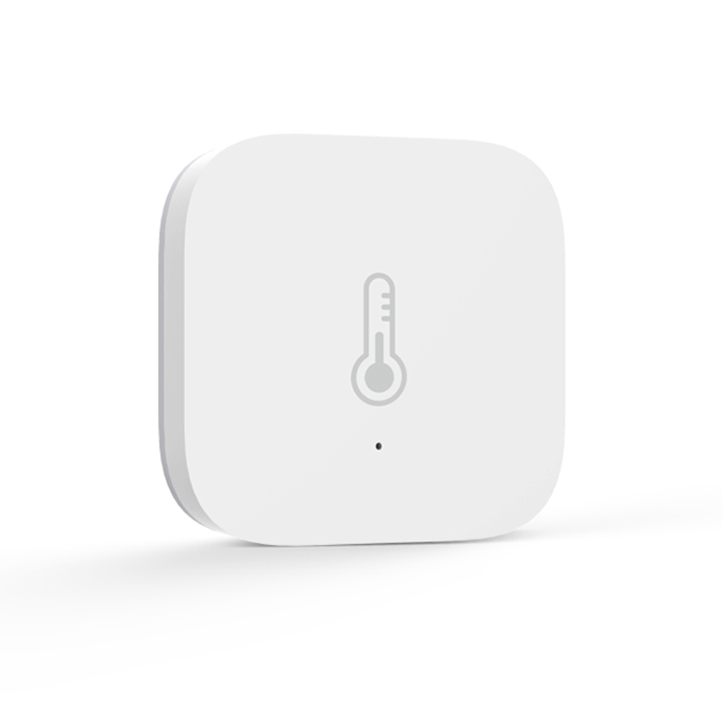 Image 3 - Original Xiaomi AQara Smart Temperature Humidity Sensor , ZigBee Wifi Wireless Work With xiaomi smart home mijia Mi home App-in Smart Remote Control from Consumer Electronics