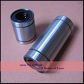 10 pieces. free shipping LM10UU 10 mm ferrule with a 10 mm linear Ball bearing LM10 cnc