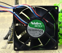 SSEA New server cooling fan for NIDEC TA350DC M35291-35 P2780 9038 12V 2.3A 92*92*38MM