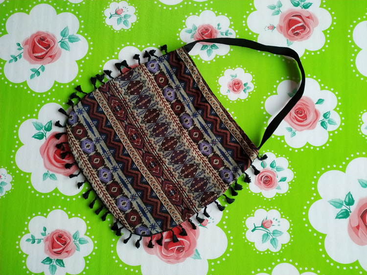 bohemian bags vintage shoulder bag women's handbags (6)