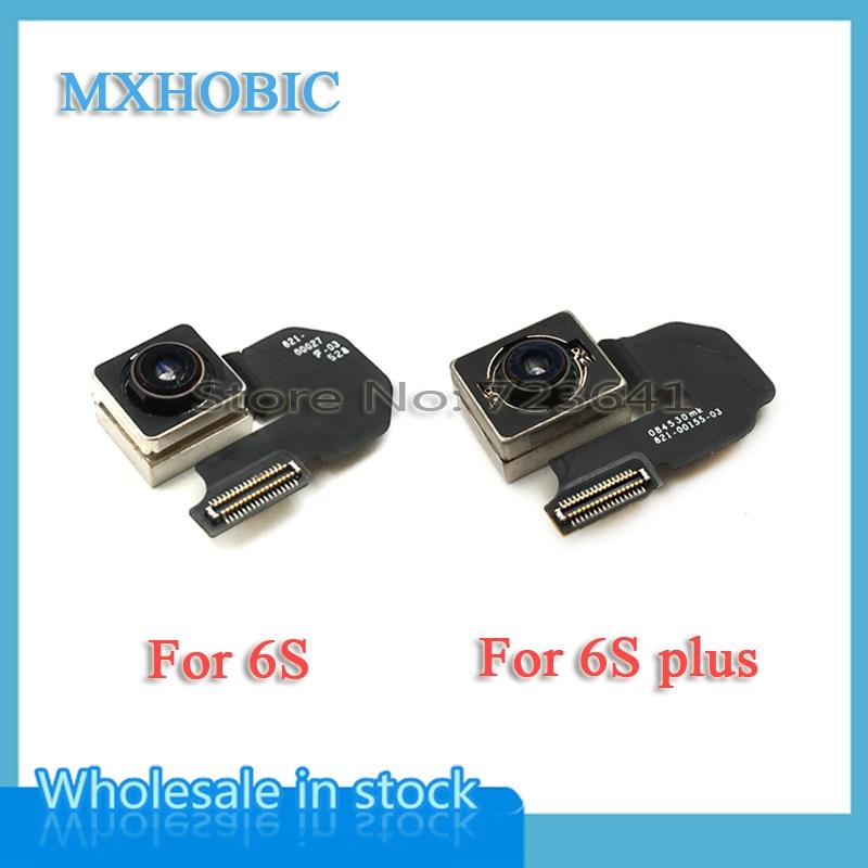 Flex-Cable Ribbon-Module Replacement Flash Repair-Parts Rear-Camera Back iPhone 6s-Plus