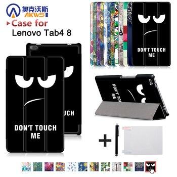 Funda para Lenovo Tab 4 8 (TB-8504F/TB-8504N) 2017 nueva tableta de 8