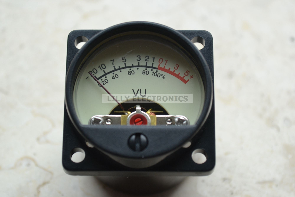VU meter Header DB Level Header for Recording Audio with Back light TR-<font><b>35</b></font> image